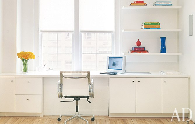 Office Organizing Tip #3 For 2013: Create Zones And Homes