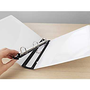 staples better binder with removeable rings langton designs